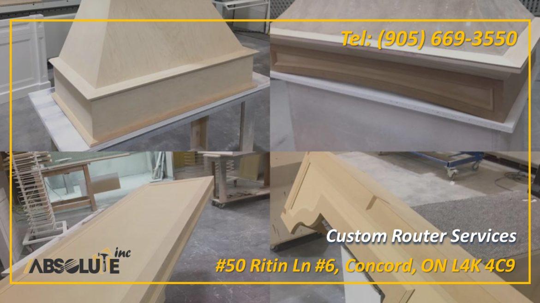 Custom CNC Cutting