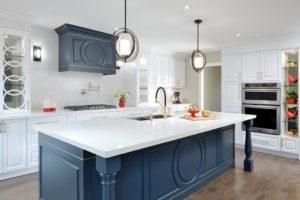 طراحی کابینت آشپزخانه در تورنتو
